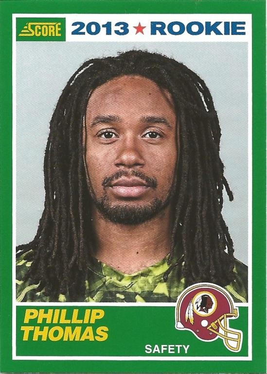 13 PS Phillip Thomas