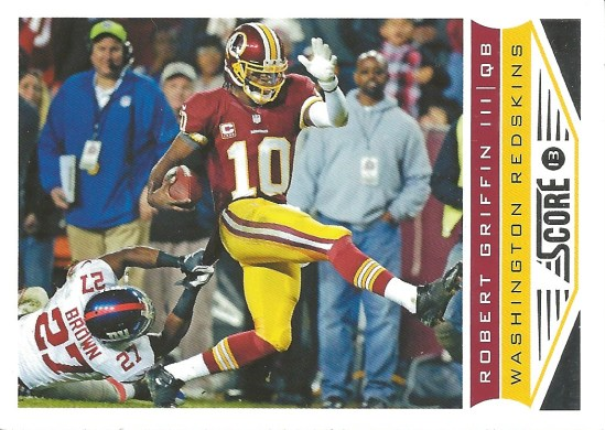 13 PS Robert Griffin III