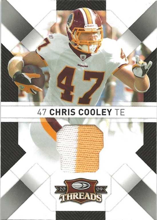 09 DT Chris Cooley Jersey 37:50