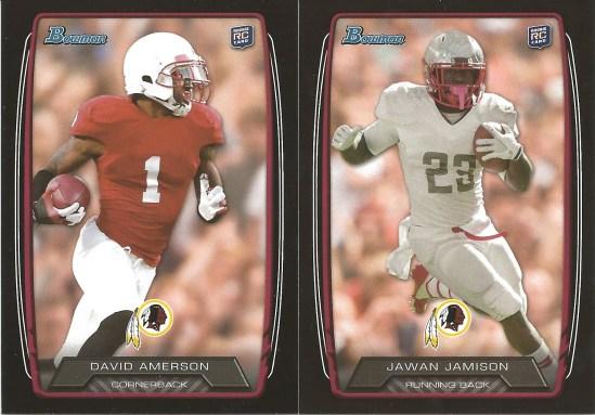 13 BO David Amerson Jawan Jamison Black Border