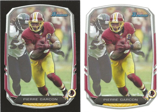 13 BO Pierre Garcon Base Black Border