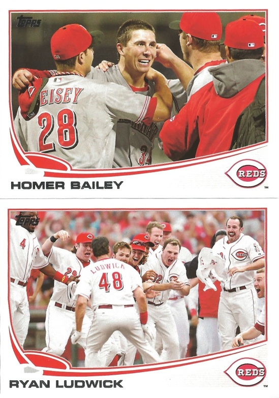 13 T Homer Bailey Ryan Ludwick