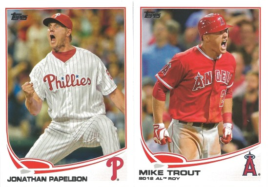 13 T Jonathan Broxton Mike Trout