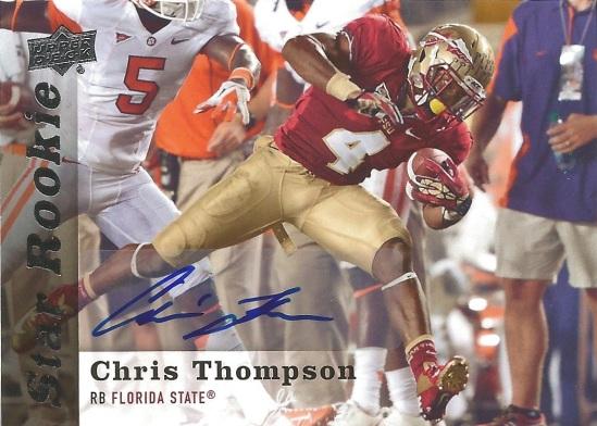 13 UD Chris Thompson Auto