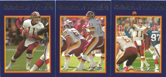 92 FL Mark Rypien Performance Highlights