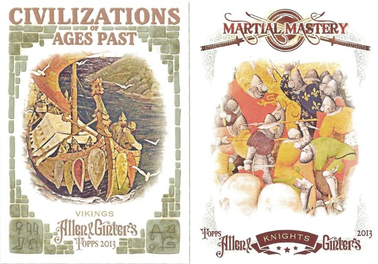 13 AG Civilization of Ages Martial Mystery