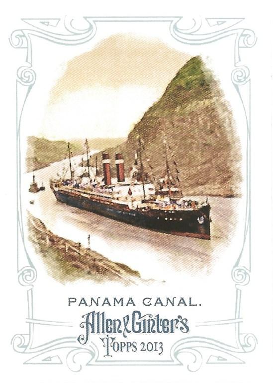 13 AG Panama Canal