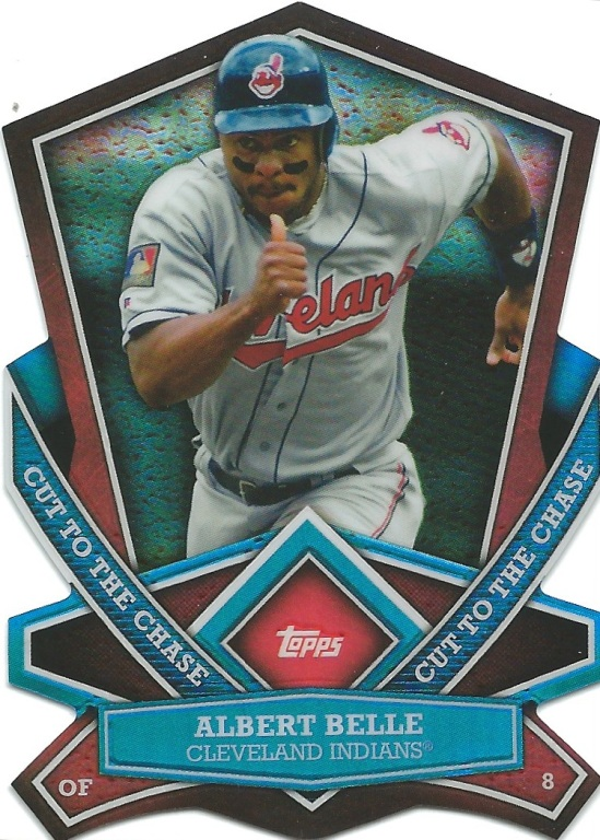 13 T Albert Belle Cut to the Chase