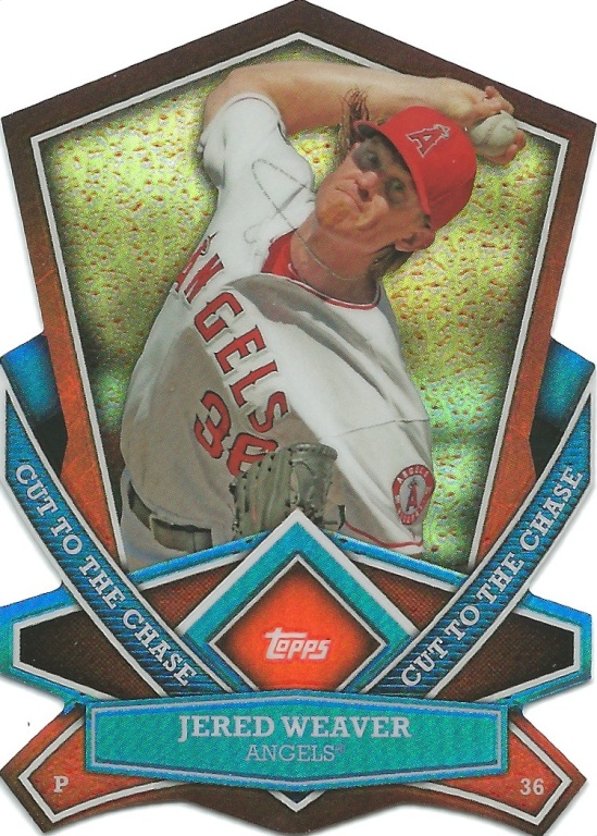 13 T Jered Weaver Cut to the Chase