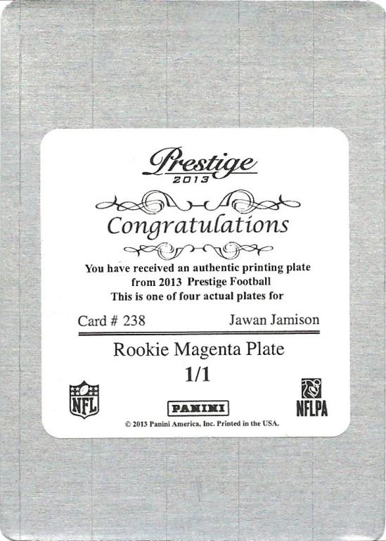 13 PP Jawan Jamison printing plate back