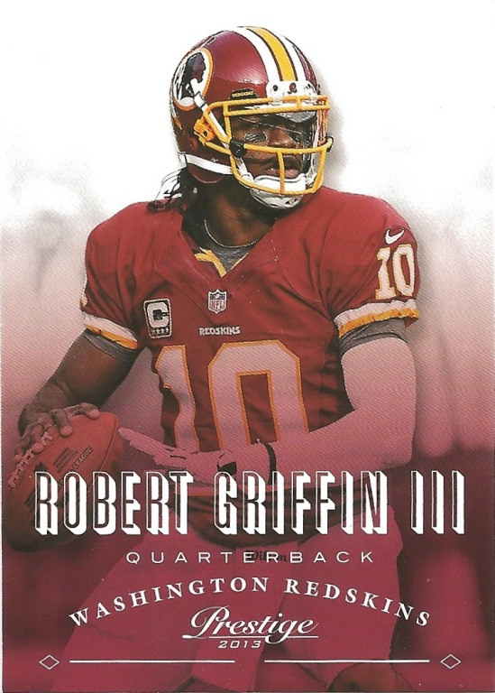 13 PP Robert Griffin III