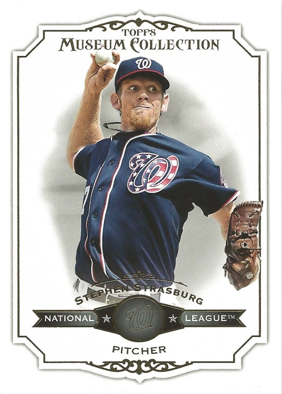 12 MC Stephen Strasburg