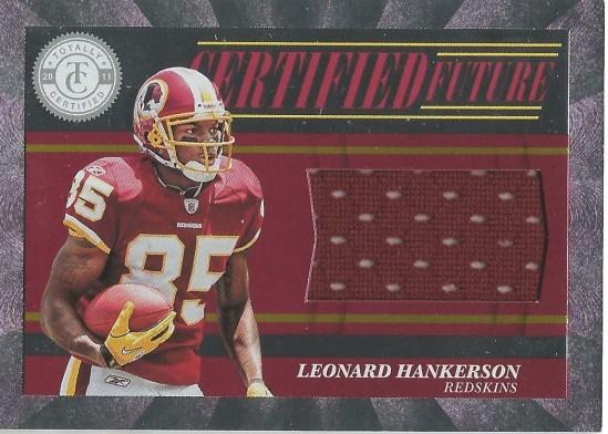 12 TC Leonard Hankerson Jersey 219:499