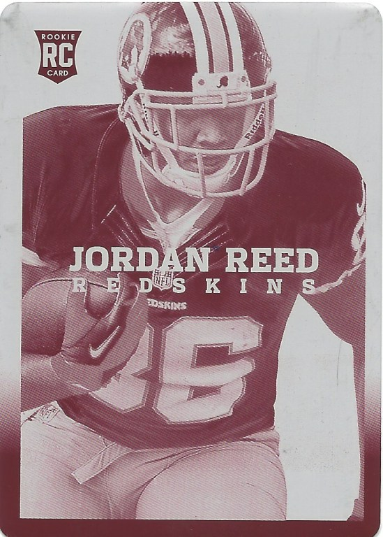 13 PA Jordan Reed PP F M