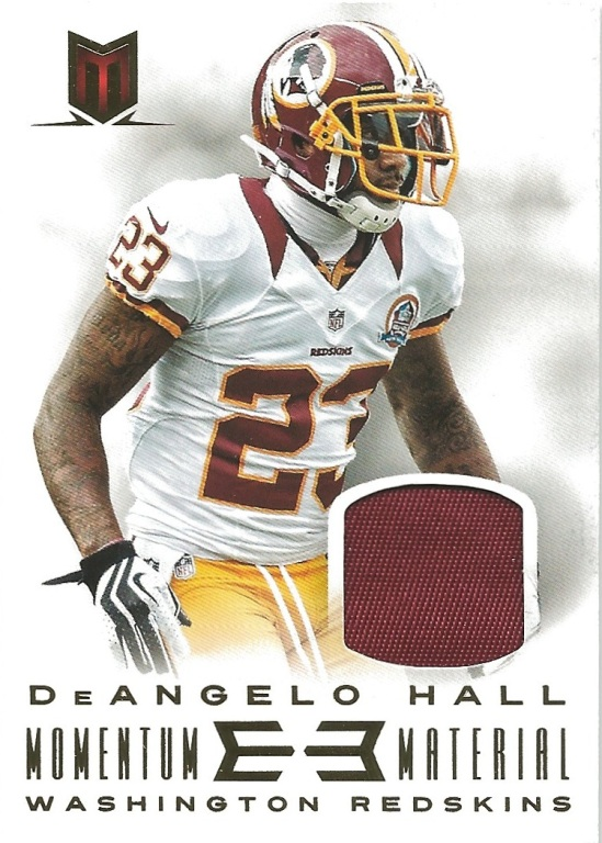 13 PM DeAngelo Hall Momentum Materials Jersey 48:49
