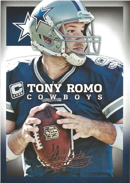 13 AF Tony Romo