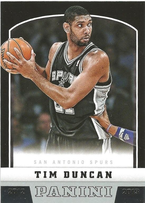 13 PA Tim Duncan