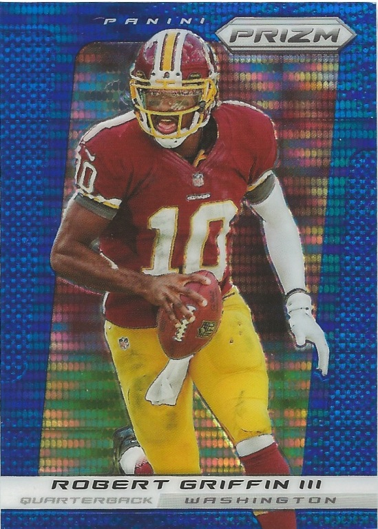 13 PP Robert Griffin III Blue Parallel