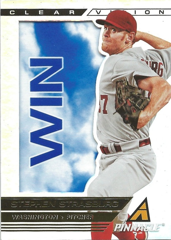 13 PP Stephen Strasburg Clear Vision Win