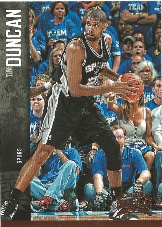 13 PT Tim Duncan