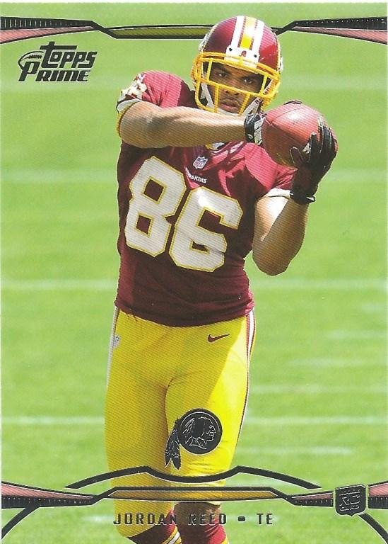 13 TP Jordan Reed