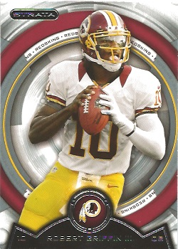 13 TS Robert Griffin III