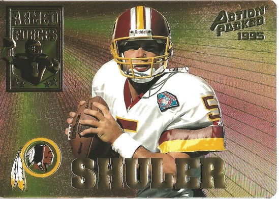 95 AP Heath Shuler Armed Forces