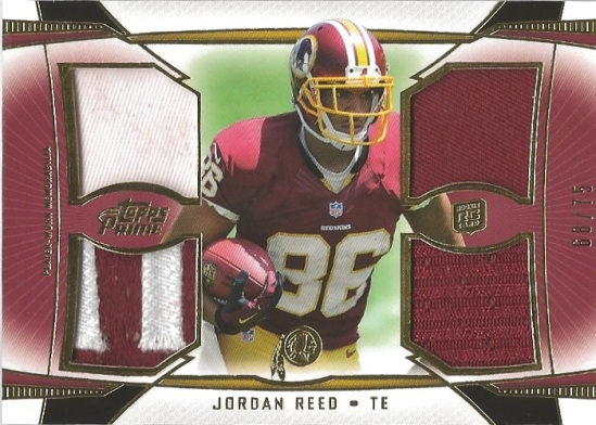 13 TP Jordan Reed Quad Patch 68:75