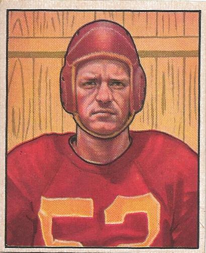 50 BO Harry Gilmer F