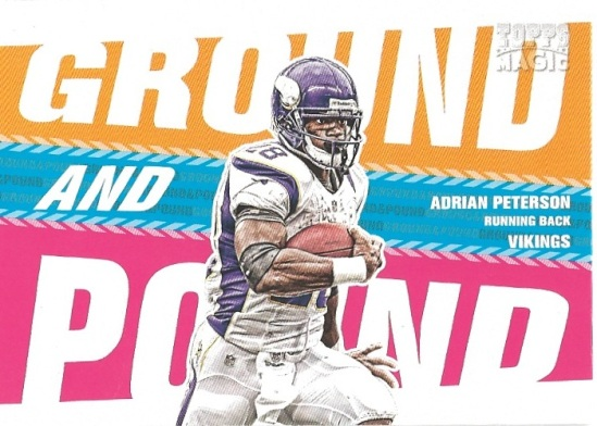 13 TM Adrian Peterson Ground and Pound