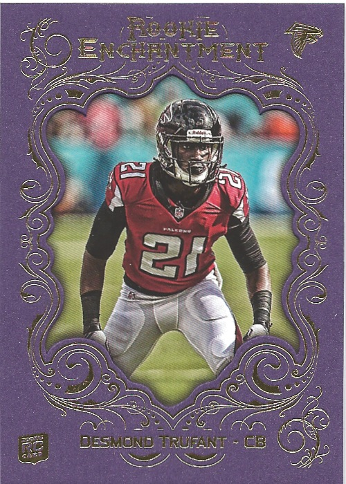 13 TM Desmond Trufant Rookie Enchantment