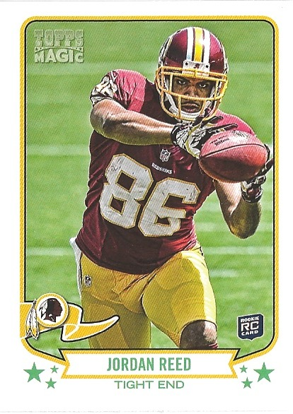 13 TM Jordan Reed Mini