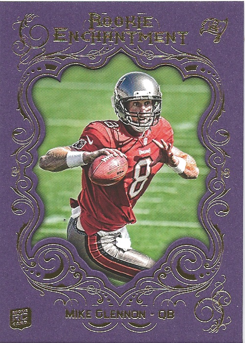 13 TM Mike Glennon Rookie Enchantment