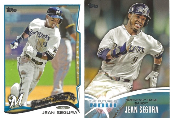 14 TO Jean Segura Future is Now