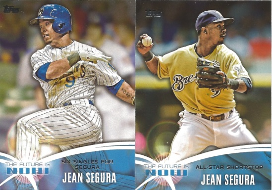 14 TO Jean Segura The Future Is Now