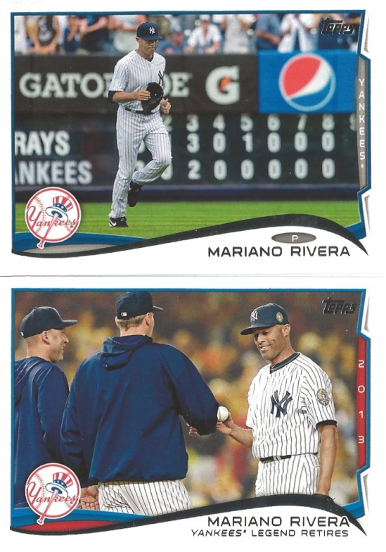 14 TO Mariano Rivera
