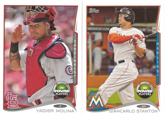 14 TO Molina Stanton Power Players