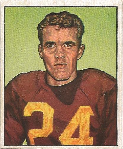 50 BO Howie Livingston F
