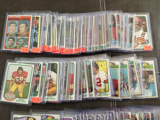 Redskins Lot 1:2