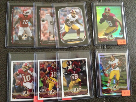 Redskins Lot 3