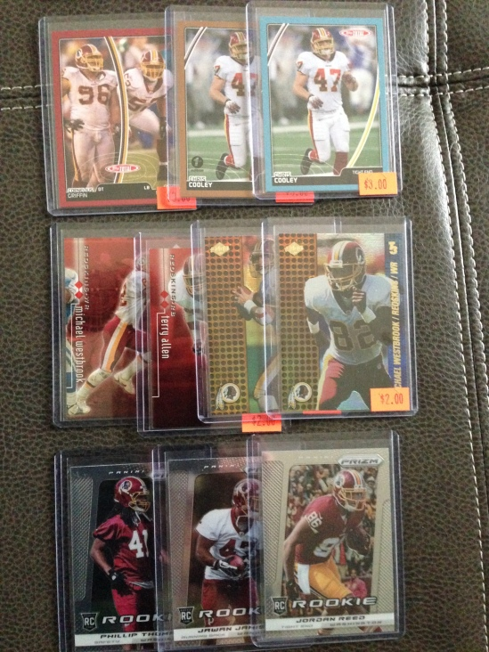 Redskins Lot 4