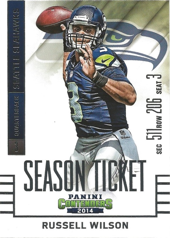 14 PC Russell Wilson