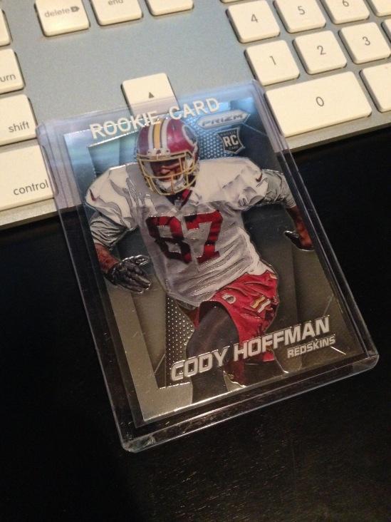 14 PP Cody Hoffman