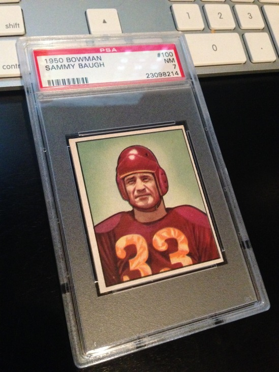 50 BO Sammy Baugh
