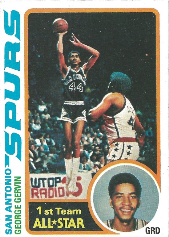 78 TO George Gervin