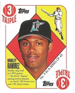 10 TT Hanley Ramirez Mini