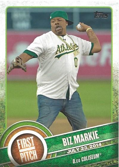 15 T1 Biz Markie 1st Pitch