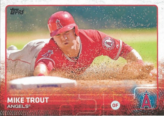 15 T1 Mike Trout