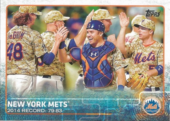 15 T1 New York Mets