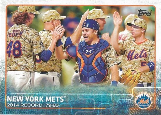 15 T1 New York Mets